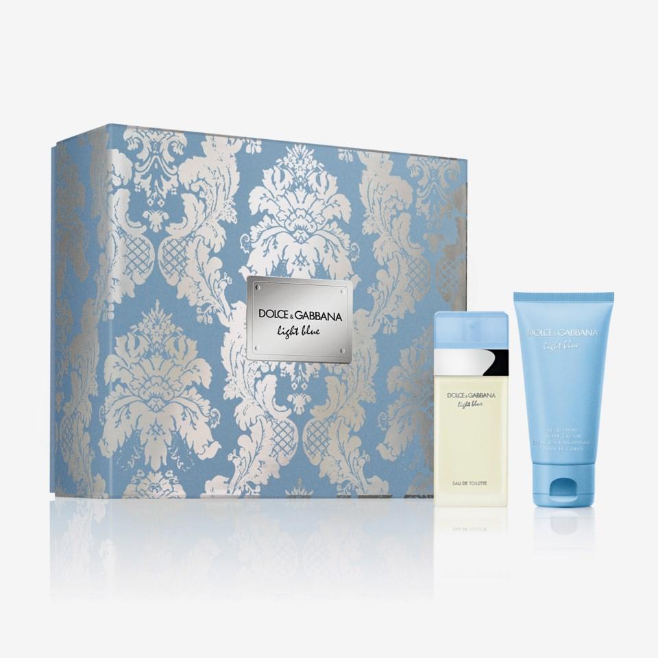 Light Blue Gift Box