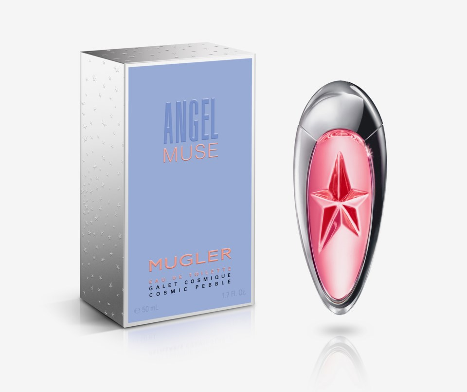 Angel Muse Refillable EdT 50 ml