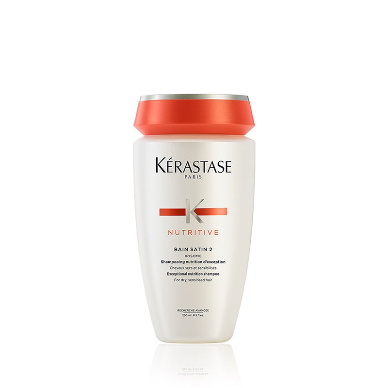 Nutritive Bain Satin 2 Shampoo 250 ml