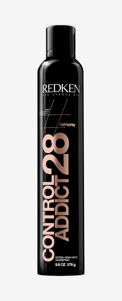 Styling Hairspray Control Addict 28 400ml