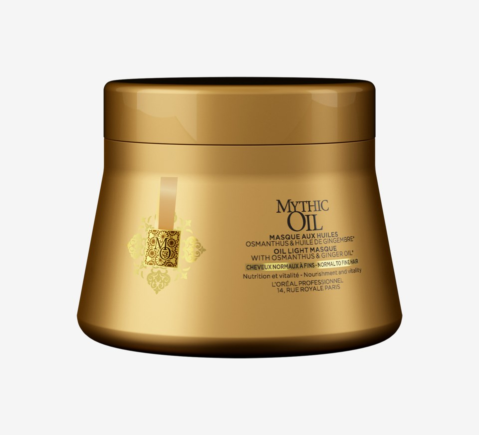 Mythic Oil Masque For Normal To Fine Hair 200ml