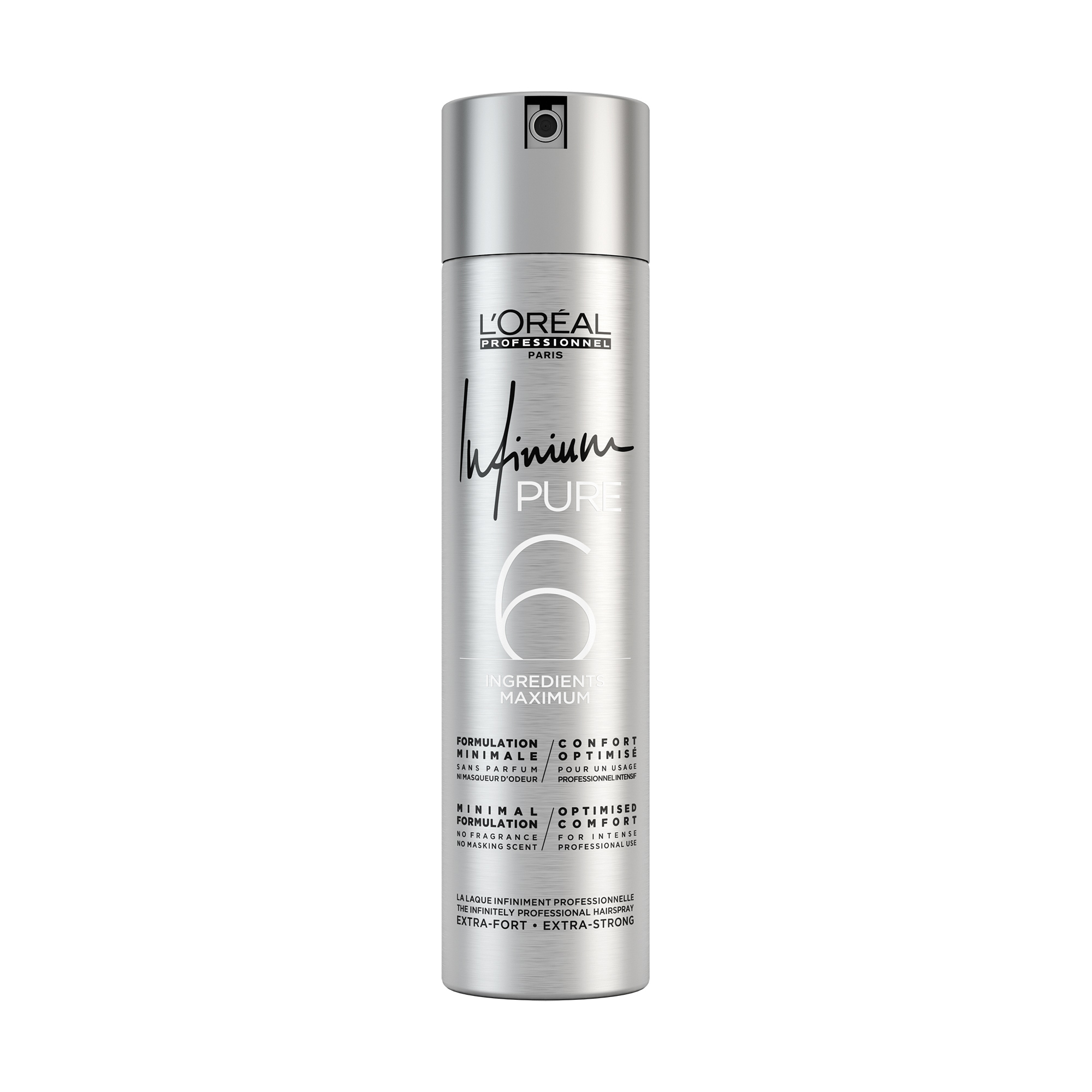 Infinium Pure Extra Strong Styling Spray 300ml