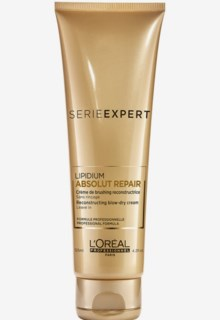 Série Expert Lipidium Absolut Repair Blow-Dry Cream 125 ml