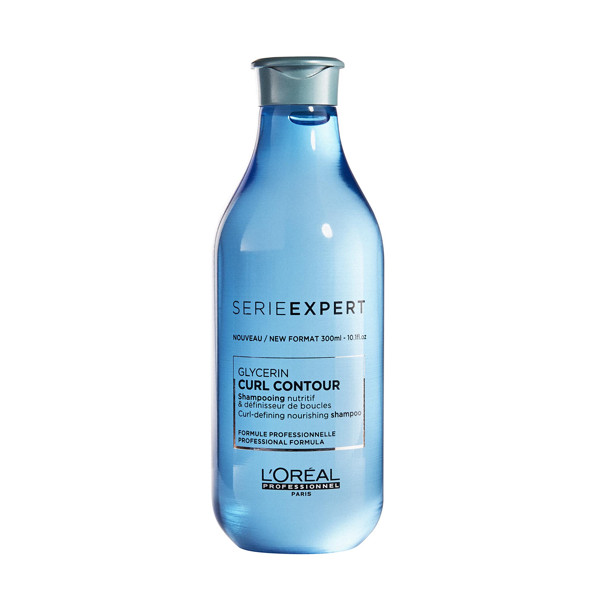 Série Expert Glycerin Curl Contour Shampoo 300ml