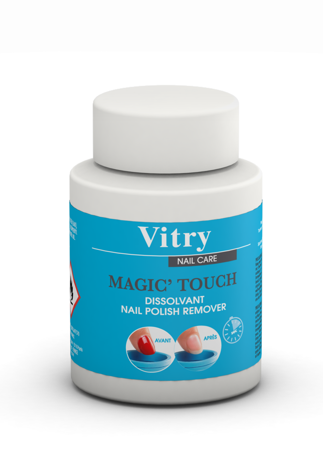Magic Touch Dip-In Nail Polish Remover 75 ml