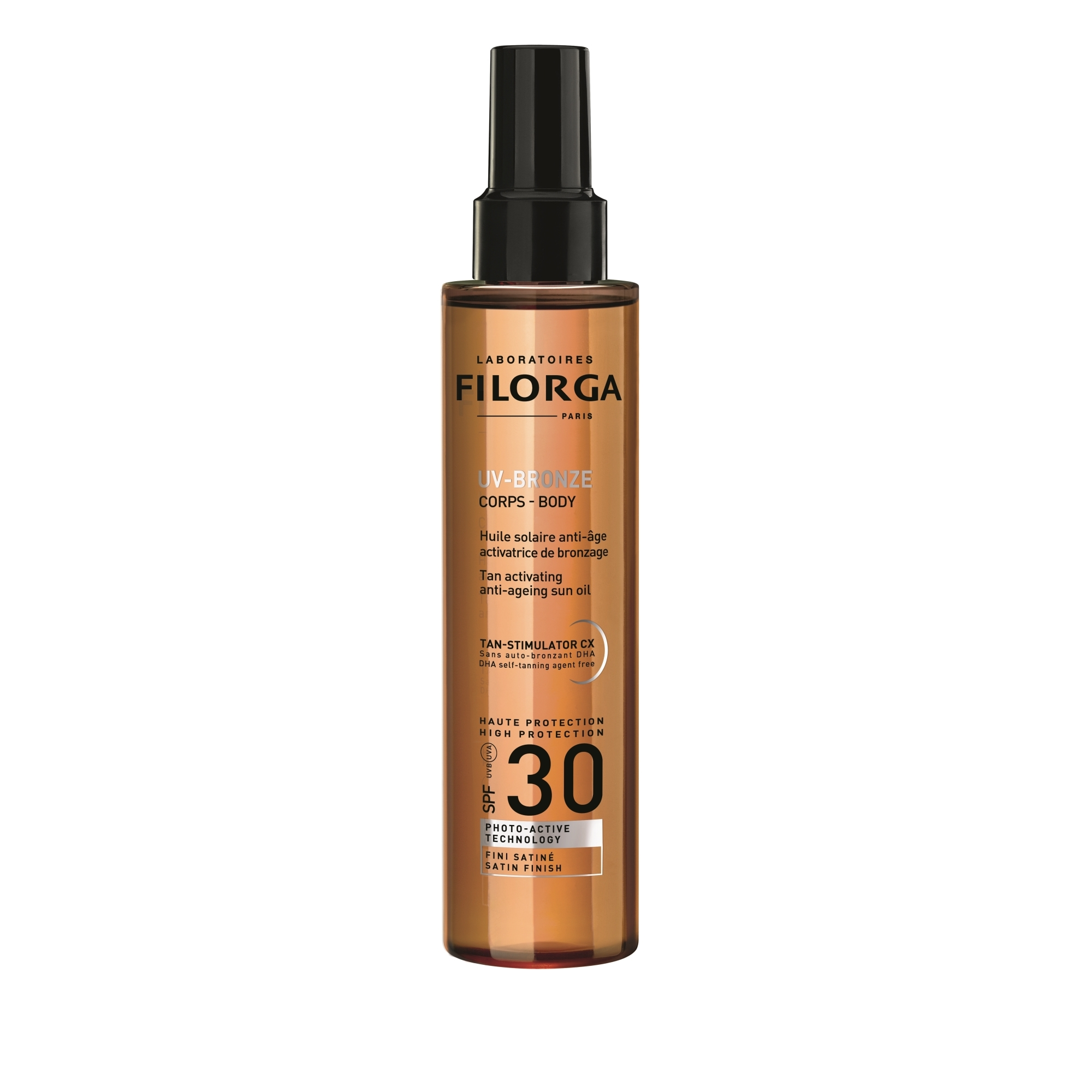 Uv Bronze Body Spf 30 Anti-Ageing