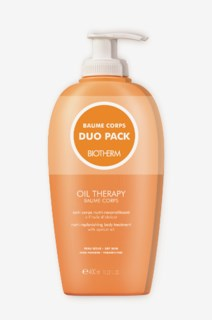 Oil Therapy Baume Corps Body Lotion Duopack 2 x 400 ml