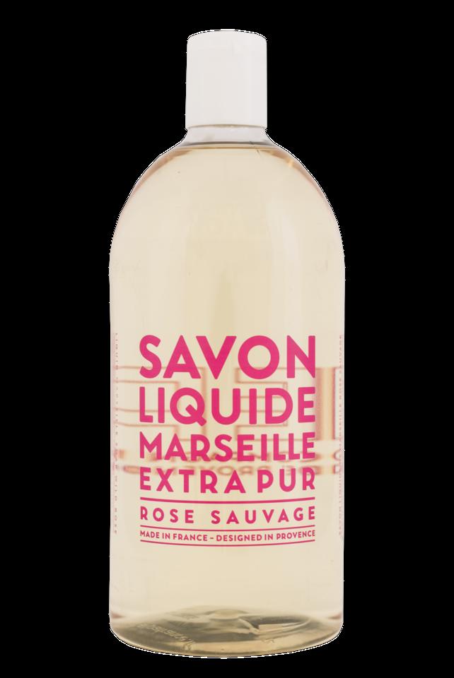 Wild Rose Liquid Soap Refill 1000ml