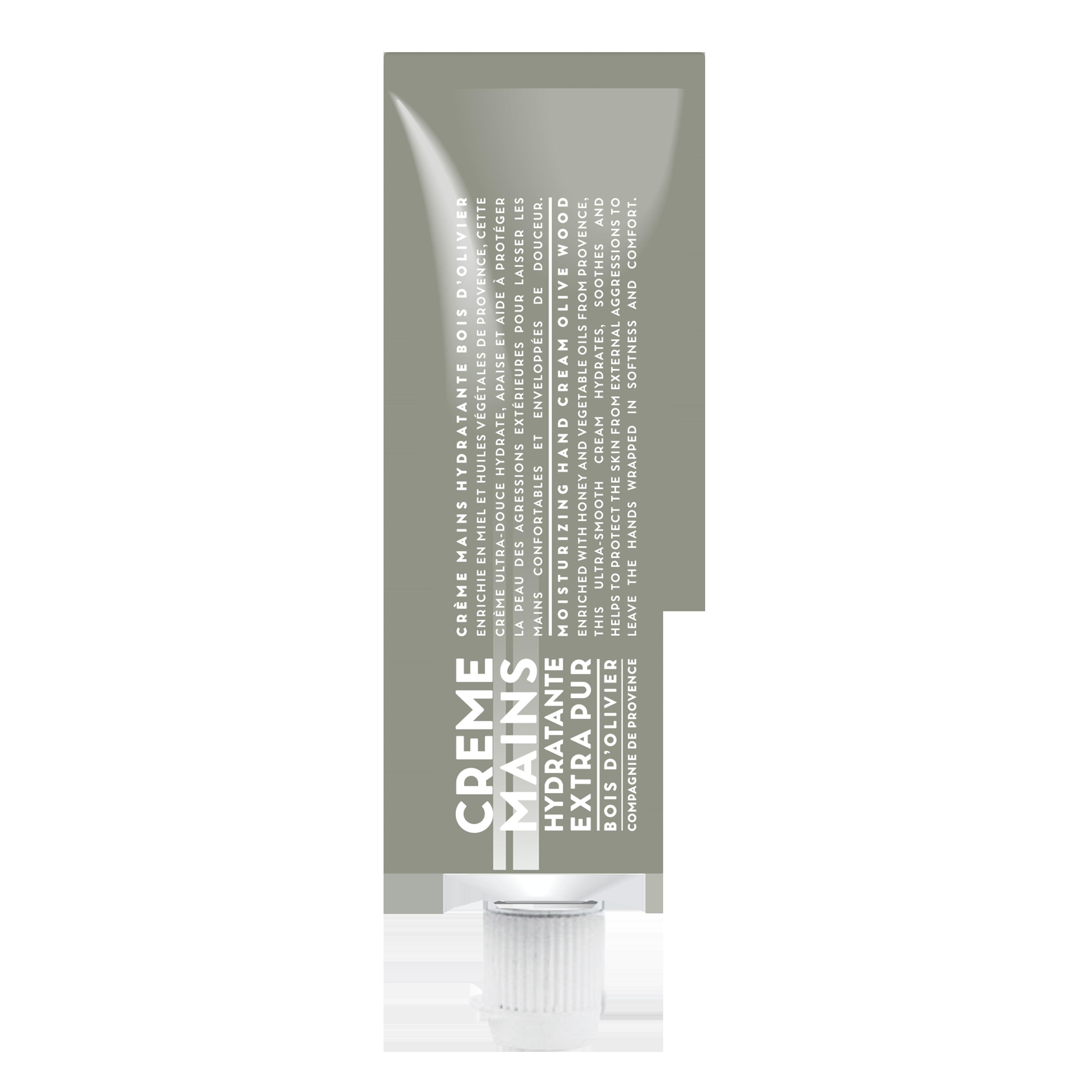 Travel Size Olive Wood Hand Cream
