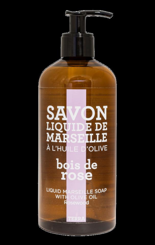 Rose Wood Liquid Soap 500ml