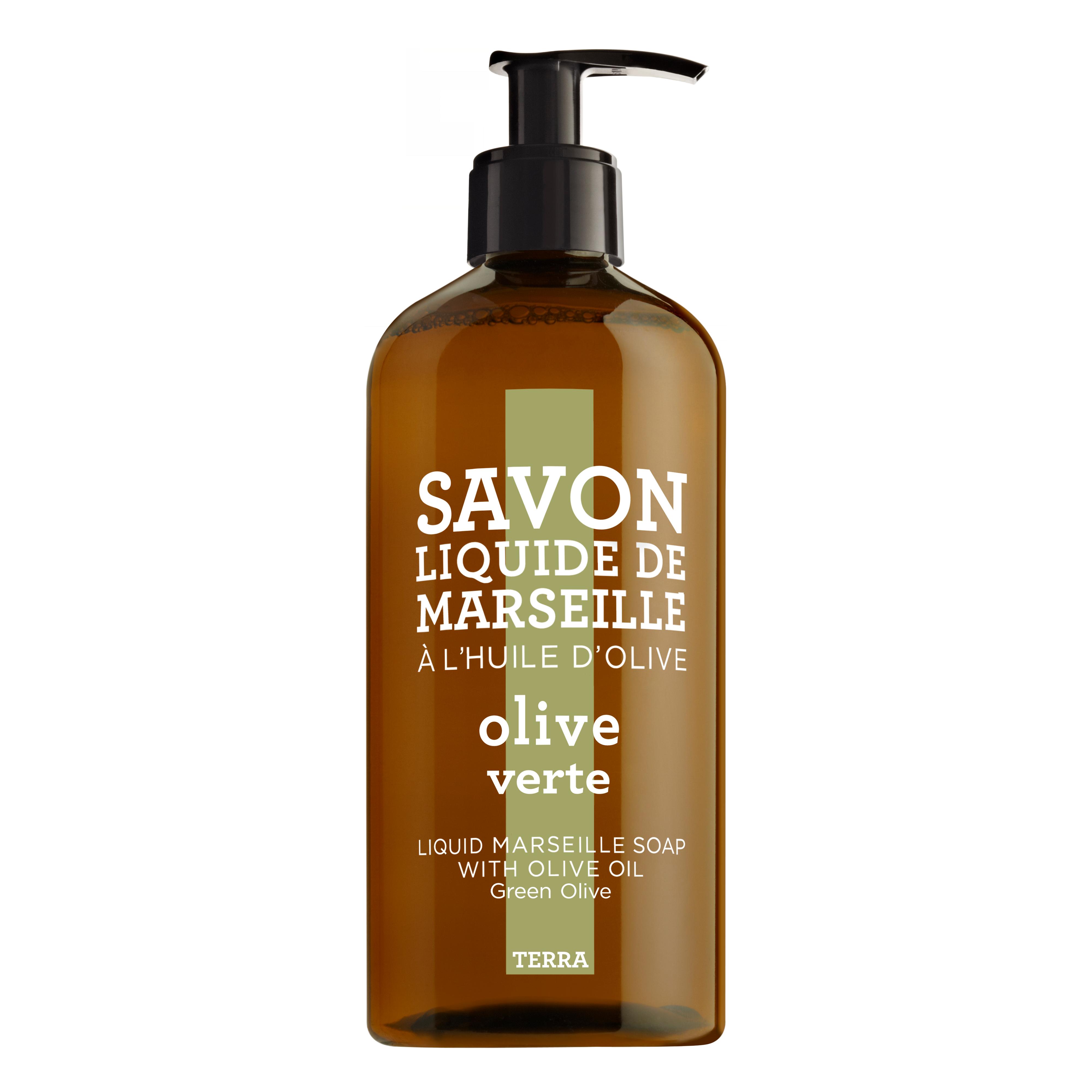 Green Olive Liquid Soap