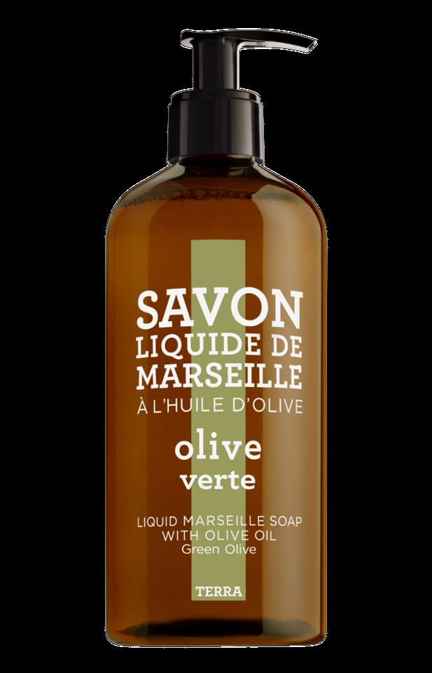 Green Olive Liquid Soap 500ml