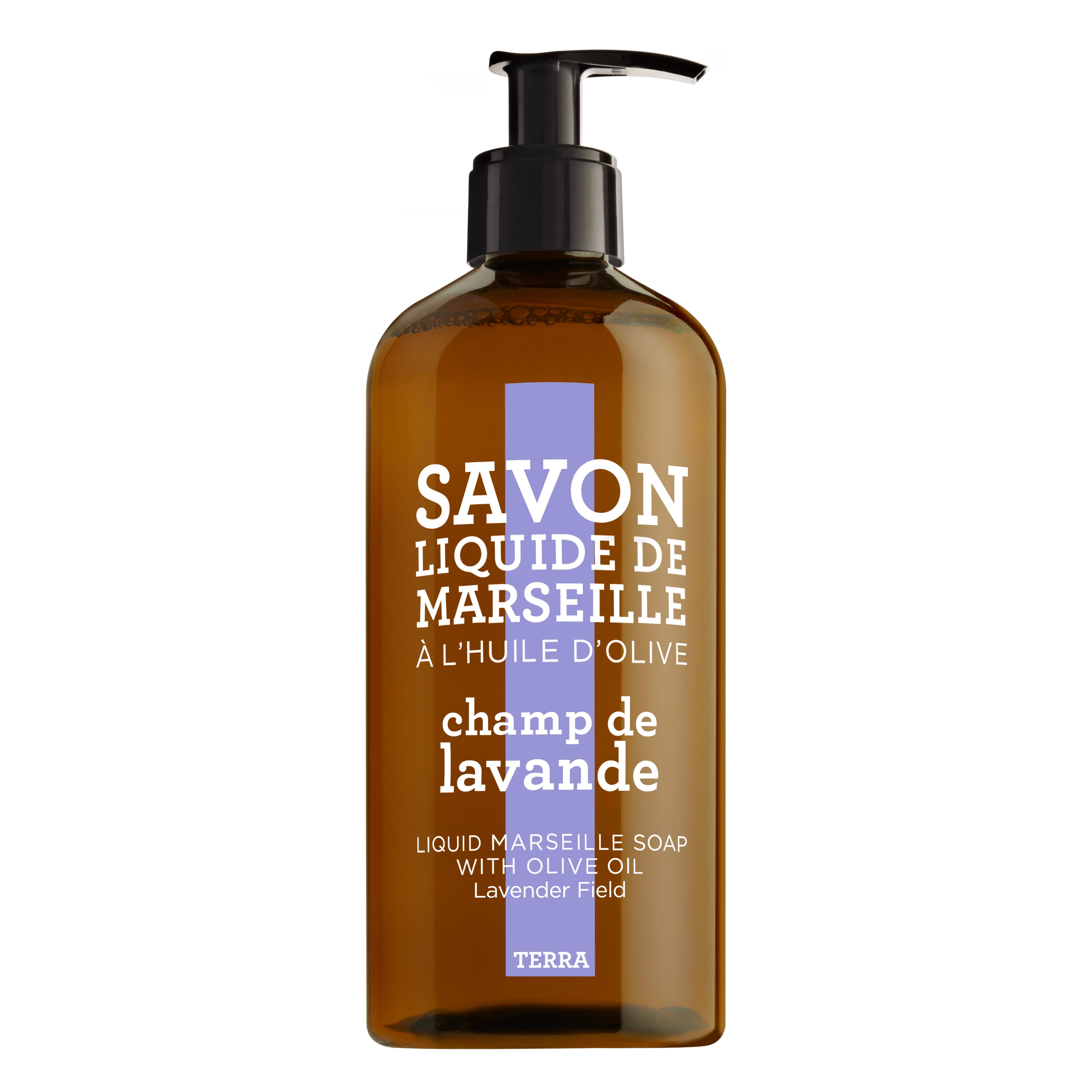 Lavender Field Liquid Soap