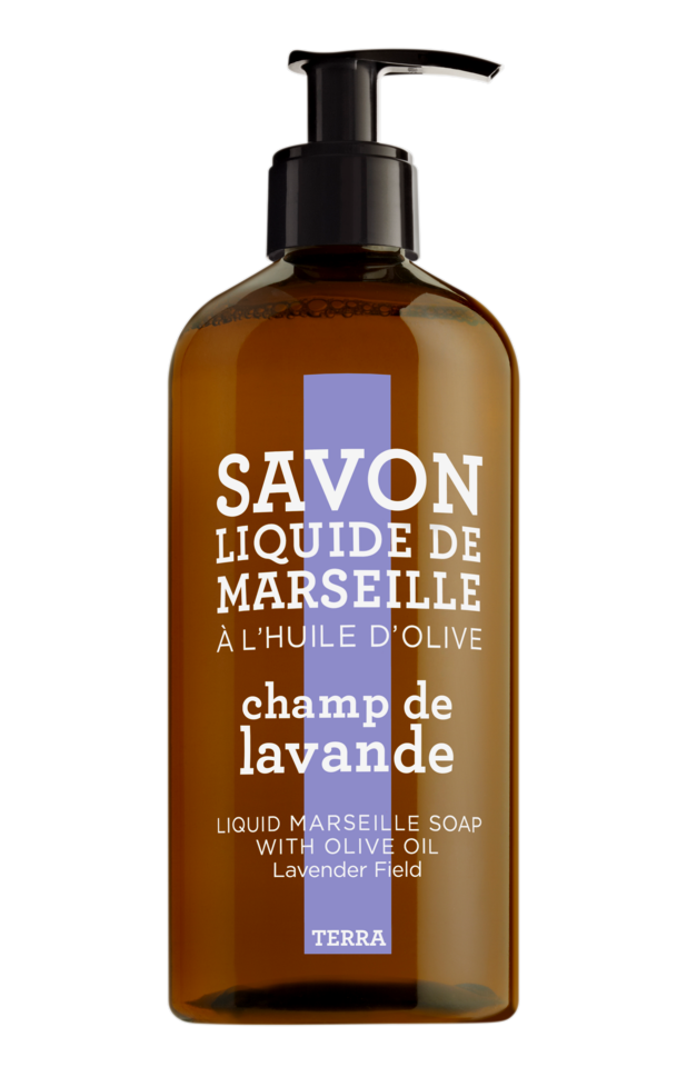 Lavender Field Liquid Soap 500 ml