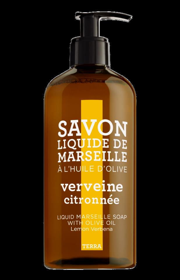Lemon Verbena Liquid Soap 500ml