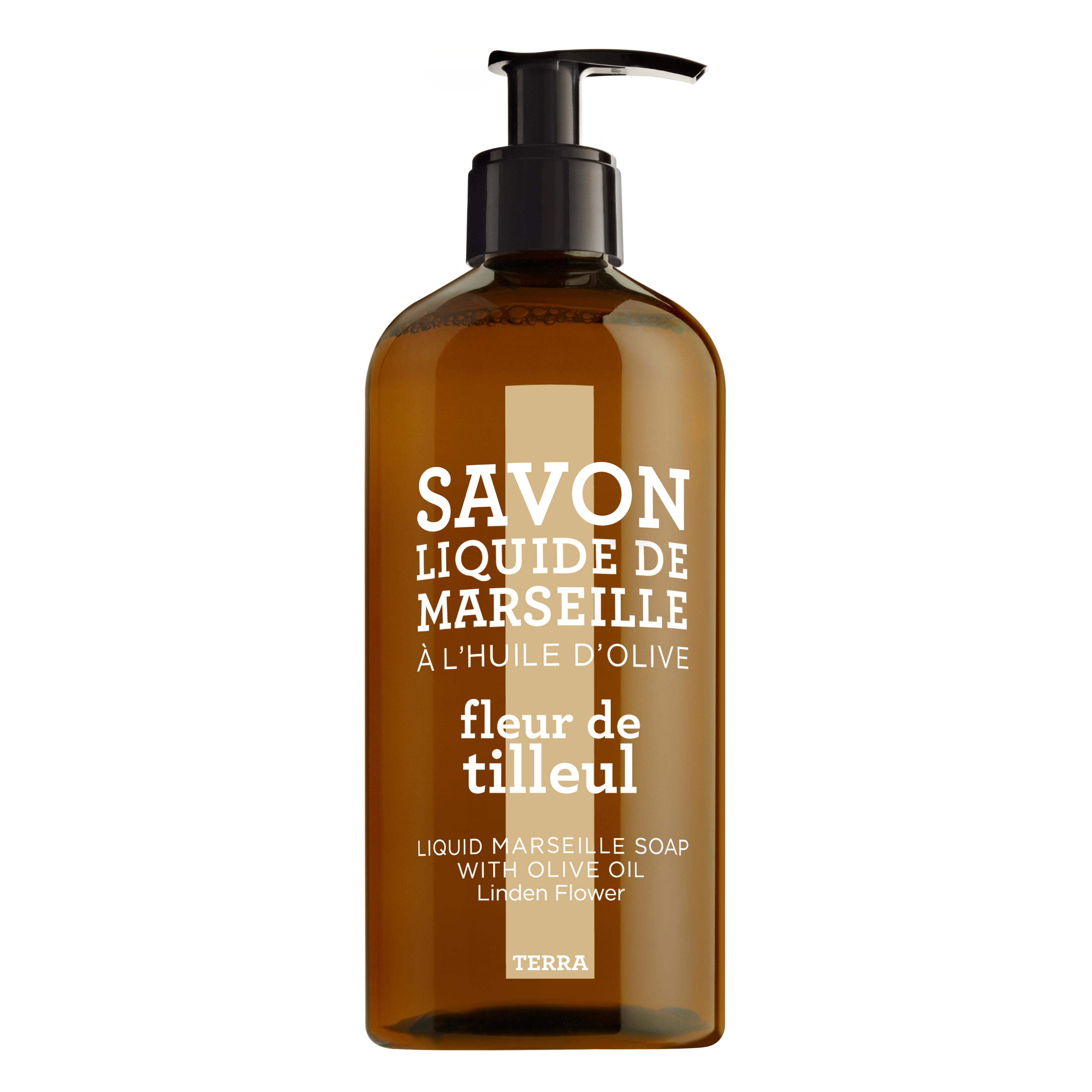 Linden Flower Liquid Soap