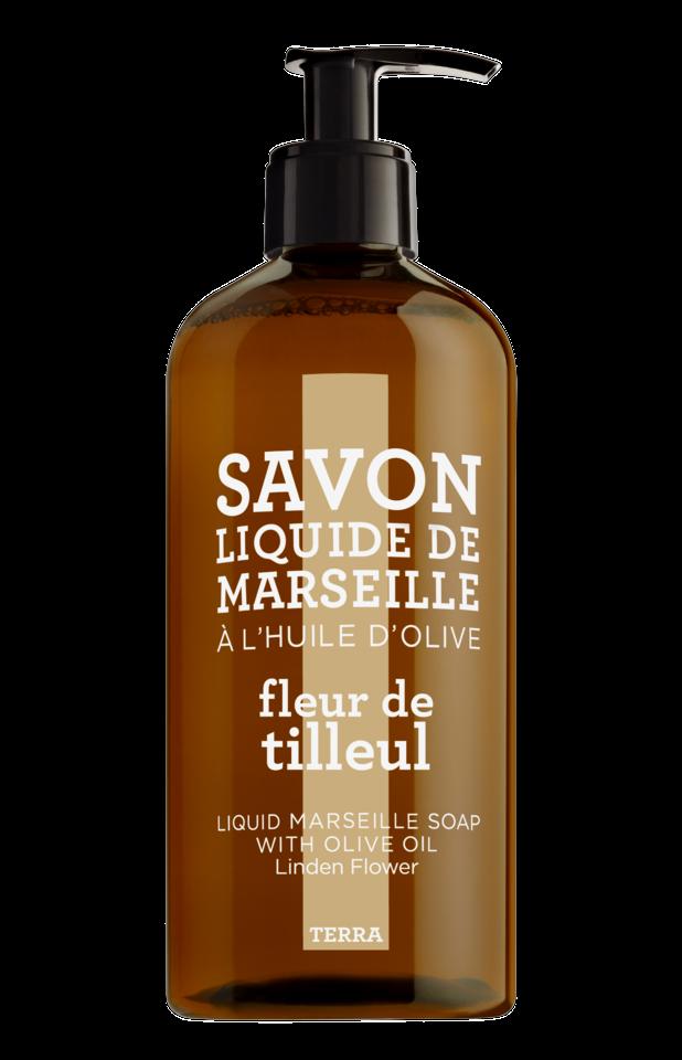 Linden Flower Liquid Soap 500ml