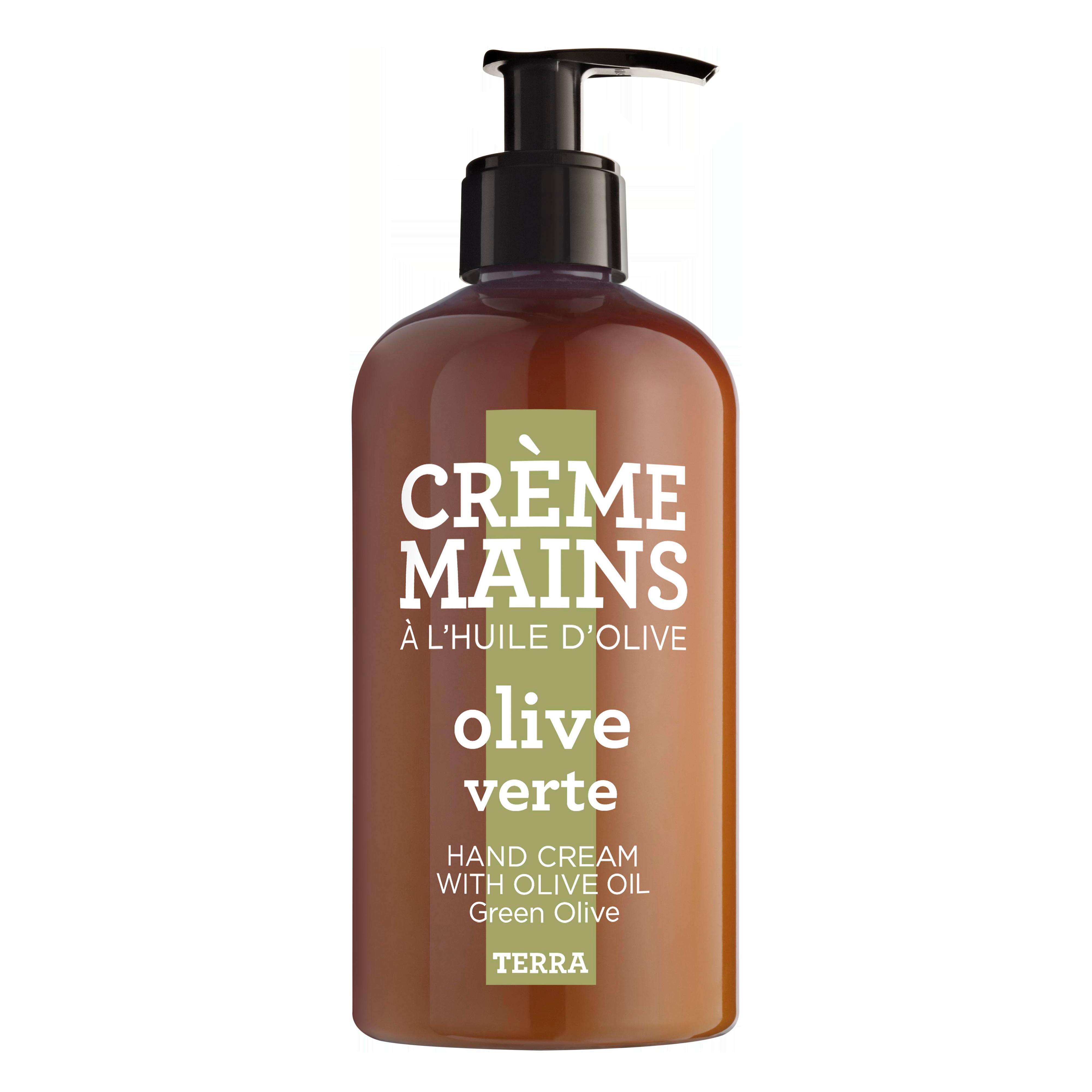 Green Olive Hand Cream