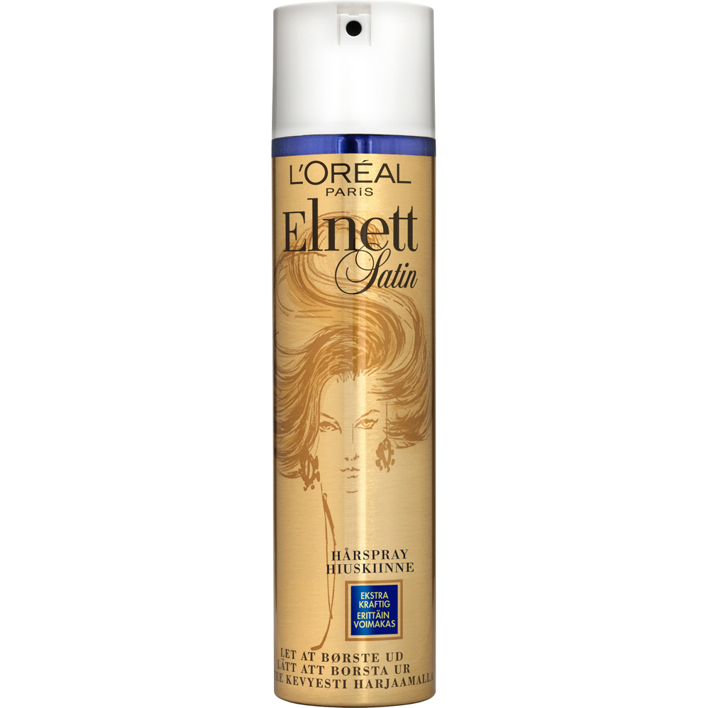 Elnett Satin Extra Strong Hairspray