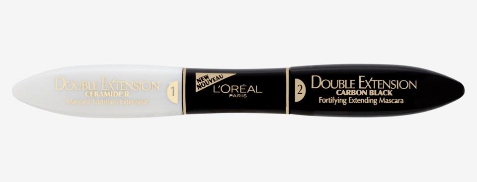 Double Extension Mascara Carbon Black
