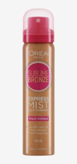 Sublime Bronze Express ProFace Dry Mist for Face 75 ml