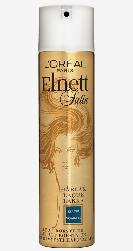 Elnett Satin Strong Hairspray 250ml