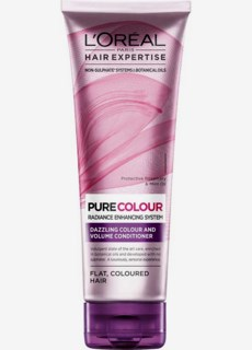 Hair Expertise Pure Colour Dazzling Colour & Volume Conditioner