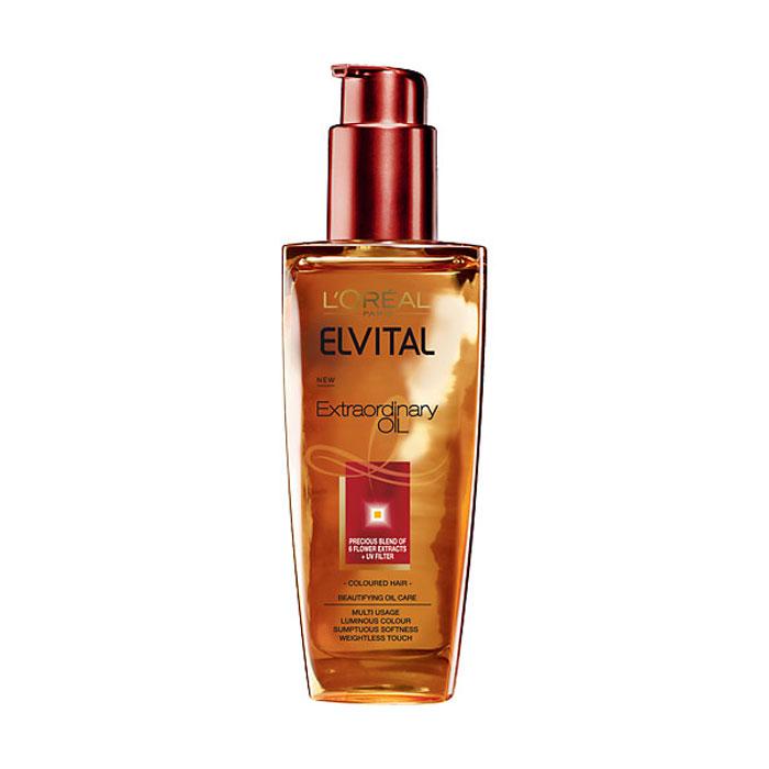 Elvital Extraordinary Oil Colored Hair