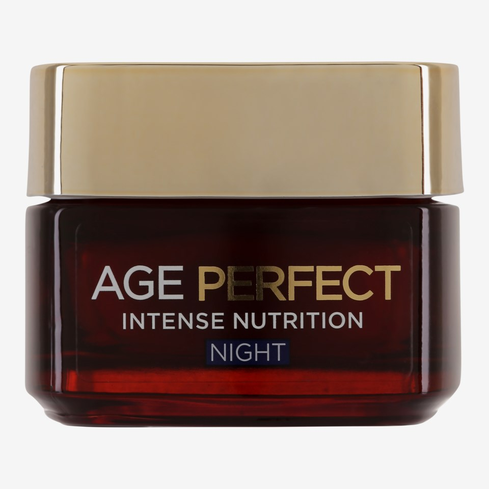 Age Perfect Intense Nutrition Night Care 50ml