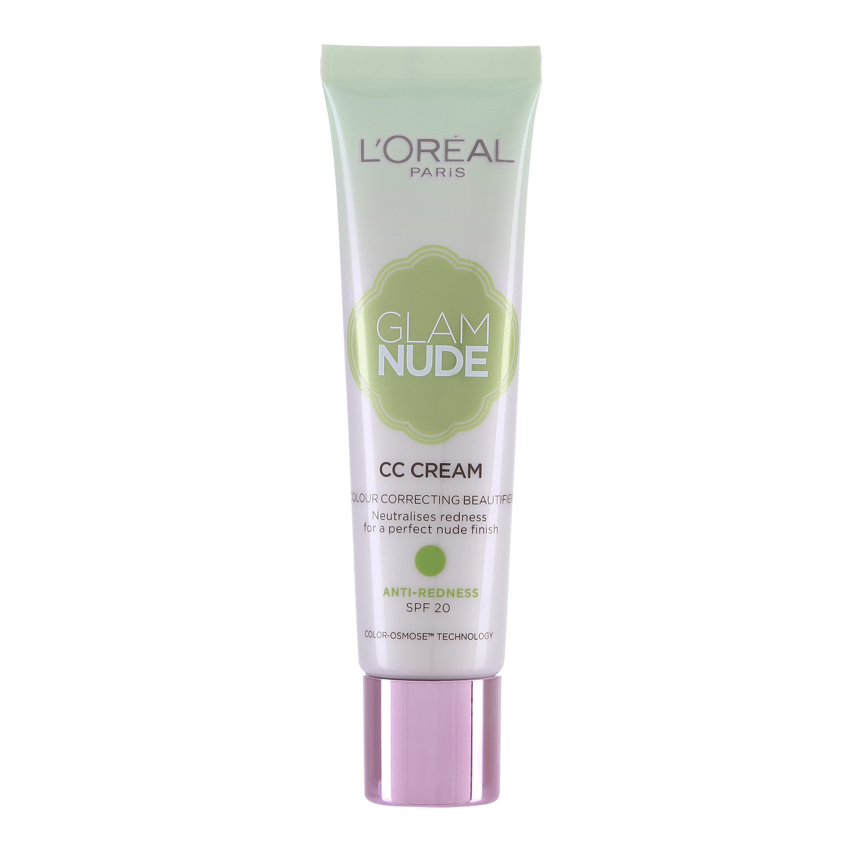 Nude Magique CC Cream Anti-Dullness Glam Nude CC Cream Anti-Redness