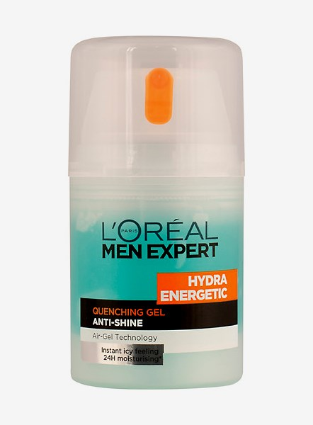 Men Expert Hydra Energetic Quenching Gel 50 ml