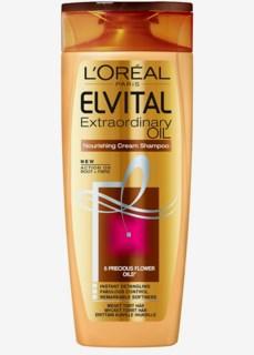 Elvital Extraordinary Oil Nourishing Cream Shampoo