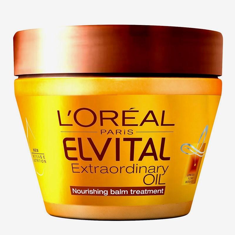 Elvital Extraordinary Oil Treatment