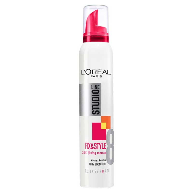 Studio Line Ultra Strong Mousse