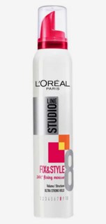 Studio Line Ultra Strong Mousse 200 ml