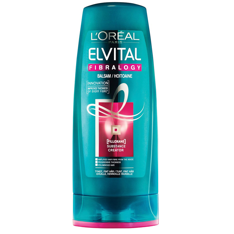 Elvital Fibrology Conditioner