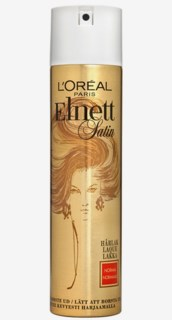 Elnett Satin Normal Hairspray 250 ml