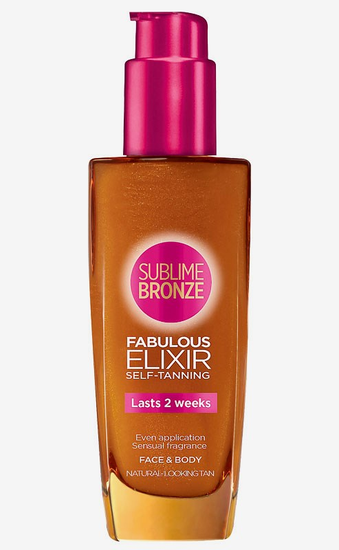 Sublime Bronze Fabulous Elixir Self-Tanning 2 weeks