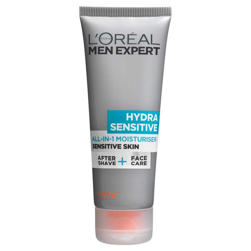 Men Expert Hydra Sensitive All-in-1 Sensitive Skin Hydra Sensitive All-in-1 Sensitive Skin
