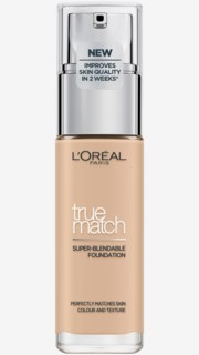 True Match Foundation 1.N Ivory