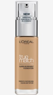 True Match Foundation 3W Beige Gold
