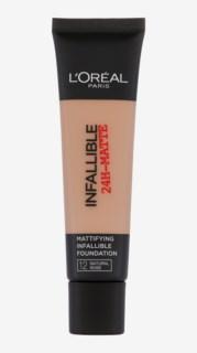 Infaillible 24H Matte foundation 12 Neutral Rose