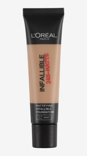 Infaillible 24H Matte foundation 32 Amber