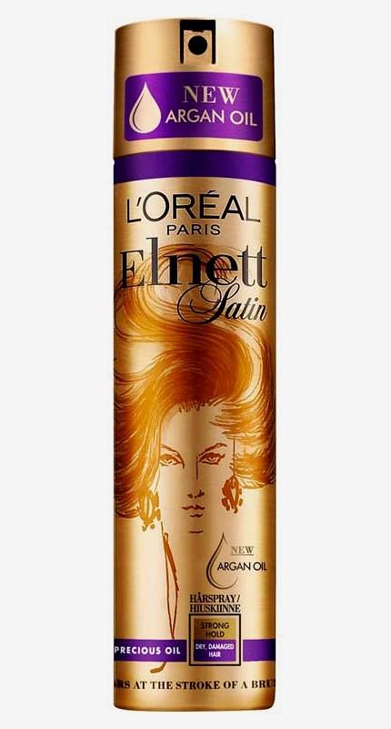Elnett Precious Oil Hair Spray 250ml