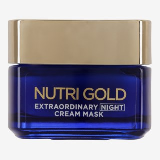 Nutri Gold Extraordinary Night Cream Mask 50 ml