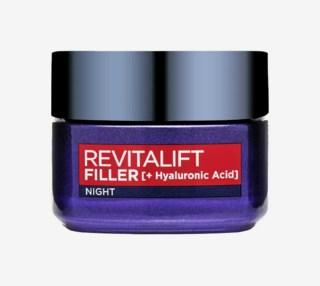 Revitalift Filler Night Cream