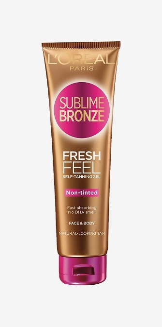 Sublime Bronze Fresh Self-Tanning Gel Face & Body 150ml