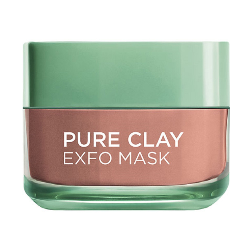 Pure Clay Exfo Mask