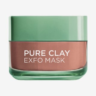 Pure Clay Exfo Mask