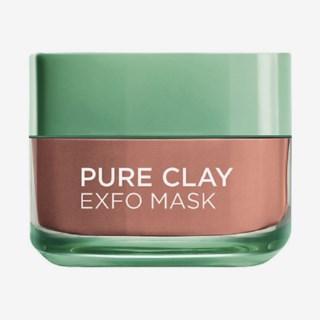 Pure Clay Exfo Mask 50ml
